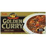 S&B Golden Curry Sauce Mix, Hot, 8.4-Ounce (Pack of 5) (Tamaño: 5 Packs)