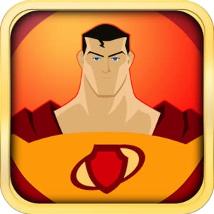 Super Action Heroes Defender War - Amazing Flying Speedball Adventures by Kilat Apps