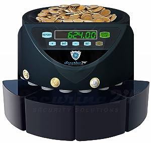 Münzzähler Münzzählmaschine Münzsortierer Geldzählmaschine Wertzähler SR1204 4 Boxer von Securina24® (schwarz  BBB)  BaumarktKundenbewertung und weitere Informationen