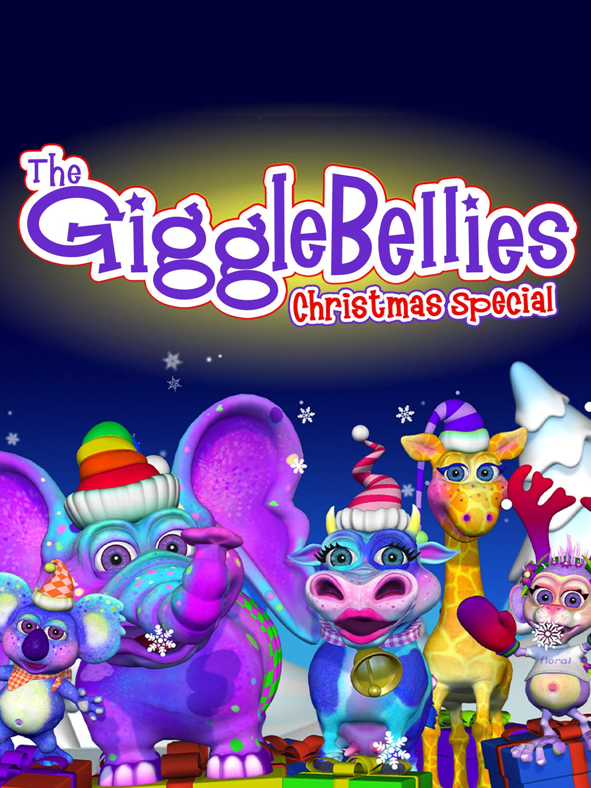 The GiggleBellies Christmas Special on Amazon Prime Video UK