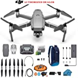 DJI Mavic 2 Zoom Drone Quadcopter with 24-48mm Optical Zoom Camera Bundle Kit with Must Have Accessories (Color: Must Have Bundle, Tamaño: Mavic 2 Zoom)
