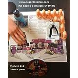 Kit Acrilico Complete Organic Nails para principiantes