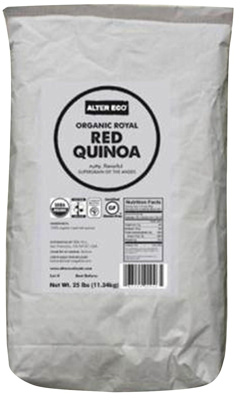 Alter Eco - Organic Royal Red Quinoa - 1 lb & 25 lb бра linvel lb 8699 1