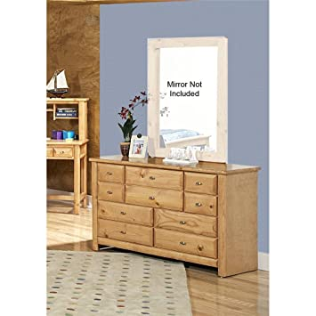 Chelsea Home Furniture 3534535-C Dresser with 9 Drawer