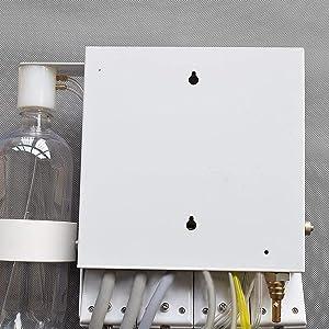 NSKI Portable Turbine Unit 3 Way Straw Wall Hanging Type Weak Suction 2 Holes/ 4Holes (2H)