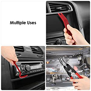 AUTOLOVER Auto Panels Trim Removal Tool, Auto Upholstery