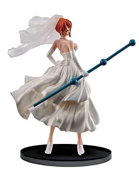 One Piece Figure Colosseum Scultures Big Figurine : Nami 20cm original & licenced (Banpresto)