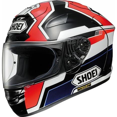 Casque de moto shoei X-Spirit 2 Marquez 2 TC1