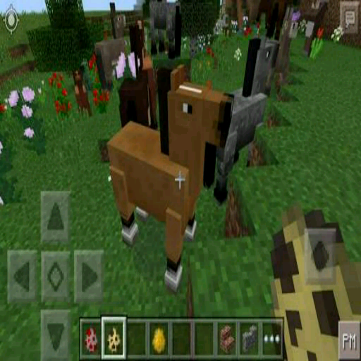 Horse Mod Pocket Edition (Planet Maker compare prices)