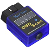 Vgate Bluetooth Scan Tool OBD2 OBDII Scanner for Torque APP Android (Tamaño: B)