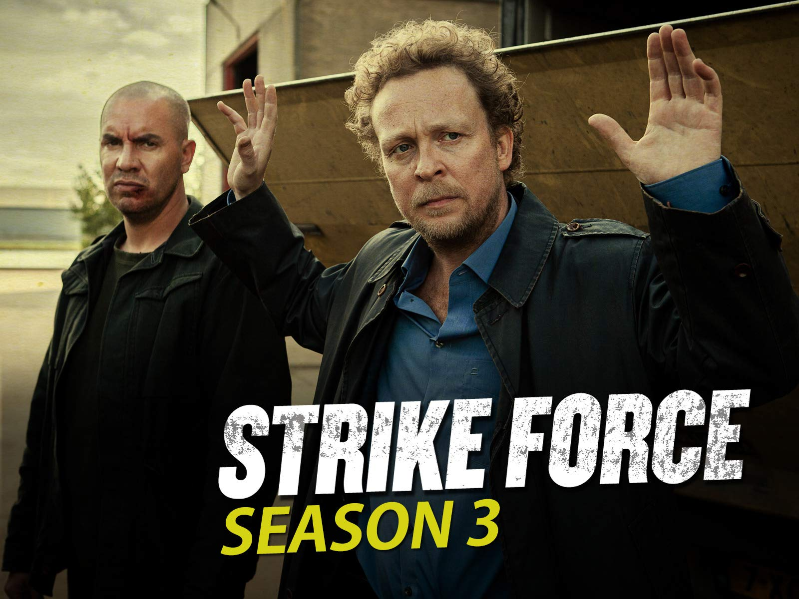 Strike Force on Amazon Prime Video UK