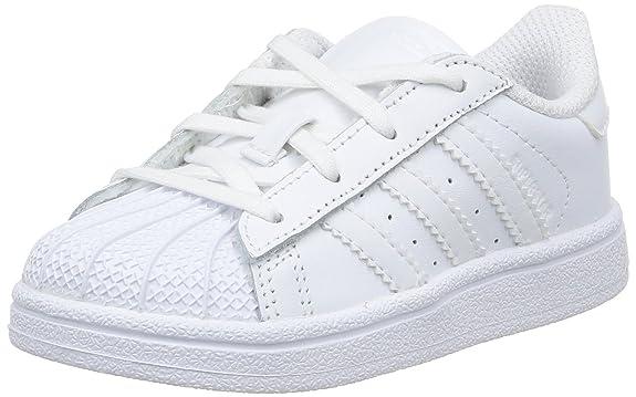 adidas blanche enfant
