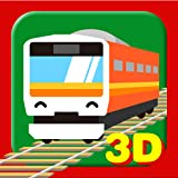 Touch Train 3D - Funny educational App for Baby & Infant