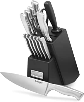 Cuisinart Classic 15-Pc. Knife Block Set