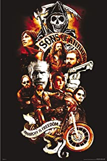 Sons Of Anarchy Art
