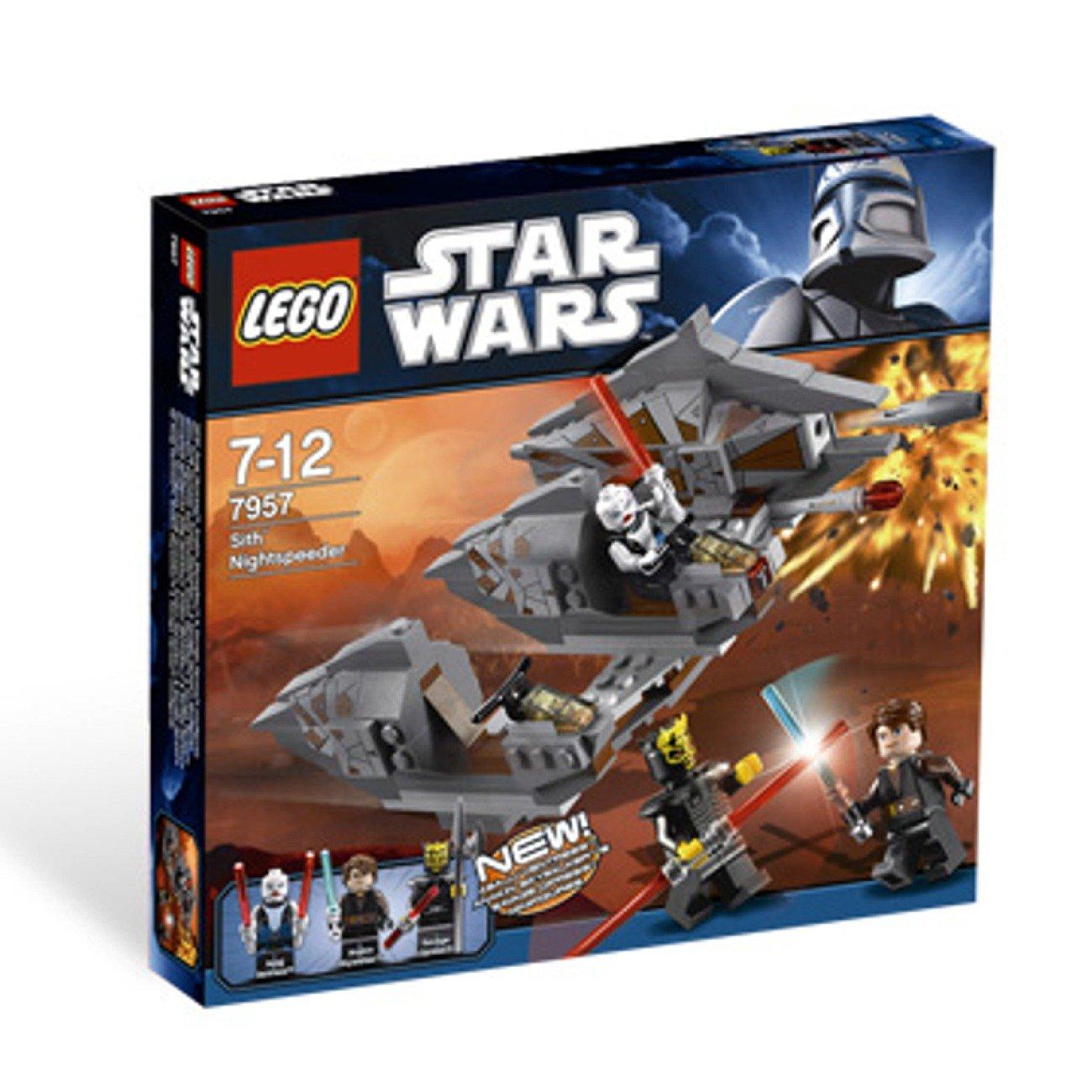 Lego Star Wars Sith Nightspeeder – 21pcs. günstig als Geschenk kaufen