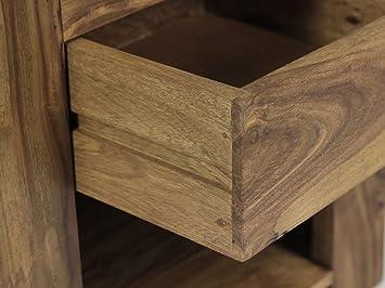 nachttisch beistelltisch aus palisanderholz stark dee30. Black Bedroom Furniture Sets. Home Design Ideas