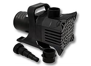 Jebao JGP25000 Eco Teichpumpe Bachlaufpumpe 25000l/h 520W  GartenKundenbewertung: