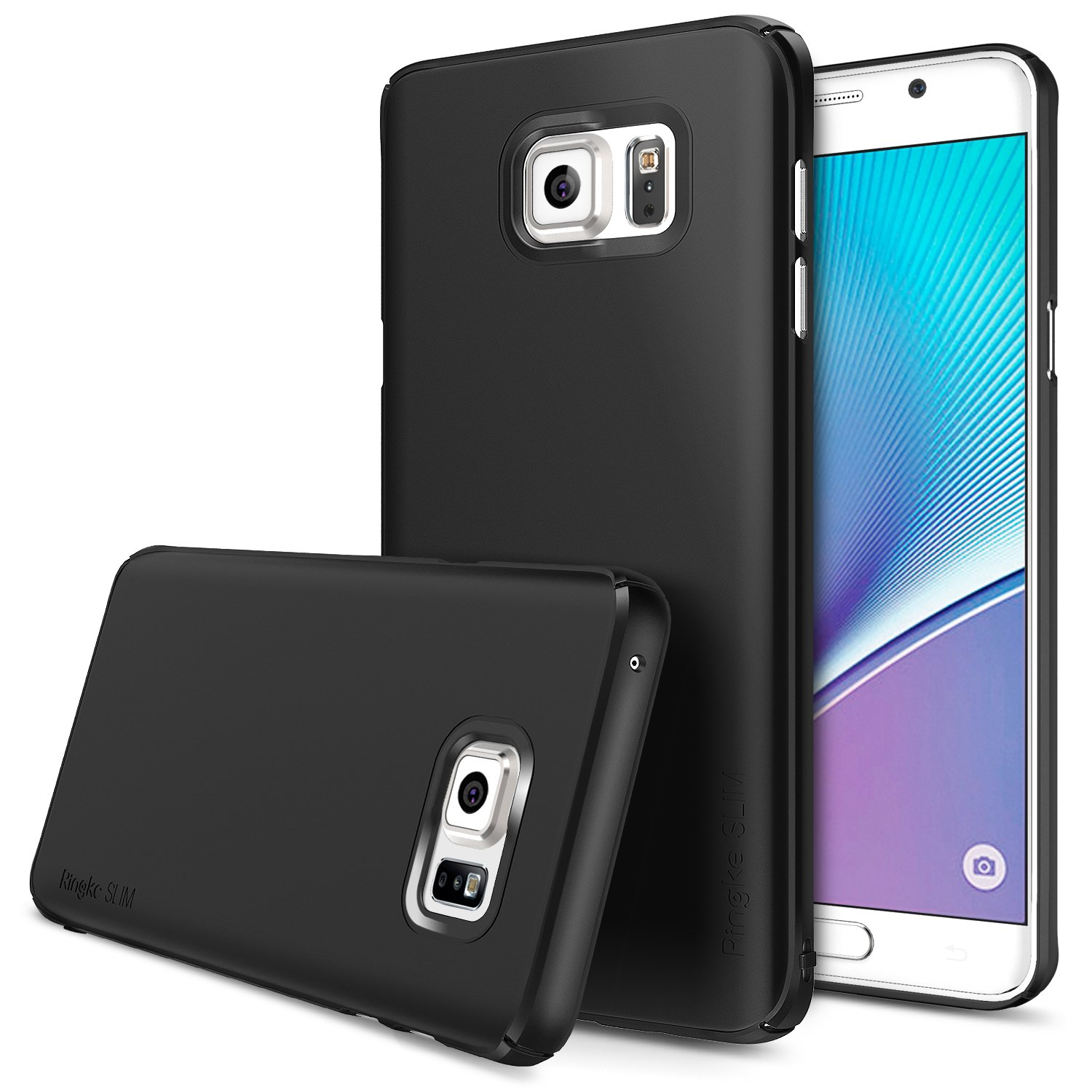 Galaxy Note 5 Case - Ringke SLIM Full Coverage on All 4-Sides & Back