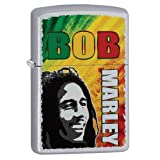 Personalized Bob Marley Zippo Lighter - Free Engraving