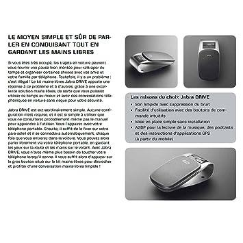 jabra systeme bluetooth voiture pour lg f60 jabra drive. Black Bedroom Furniture Sets. Home Design Ideas
