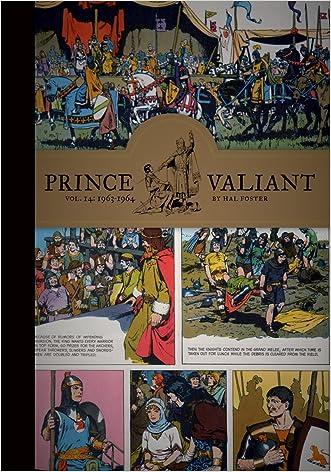 Prince Valiant Vol. 14: 1963-1964 (Vol. 14)  (Prince Valiant)