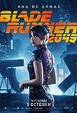 ブレードランナー 2049 Blade Runner 2049 シルク調生地 ファブリック アート キャンバス ポスター 約60×90cm