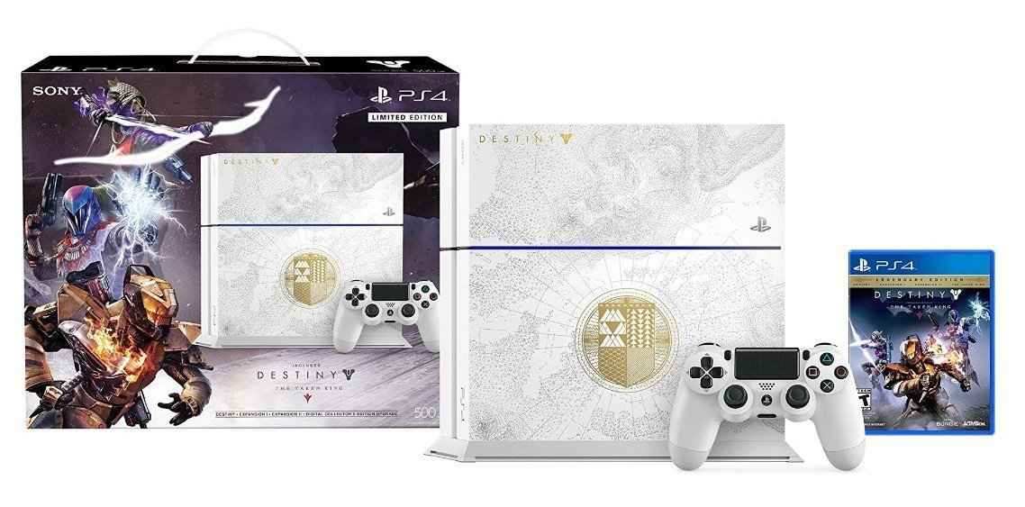 Pick up this PS4 Destiny The Taken King bundle and get ...