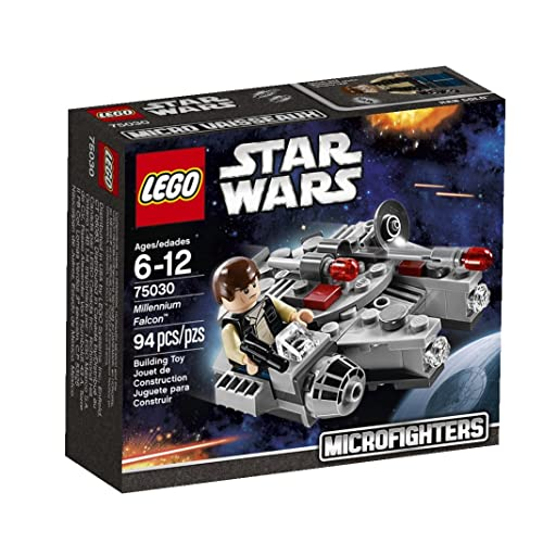 Lego Star Wars Microfighters Series 1 Milennium Falcon (75030)