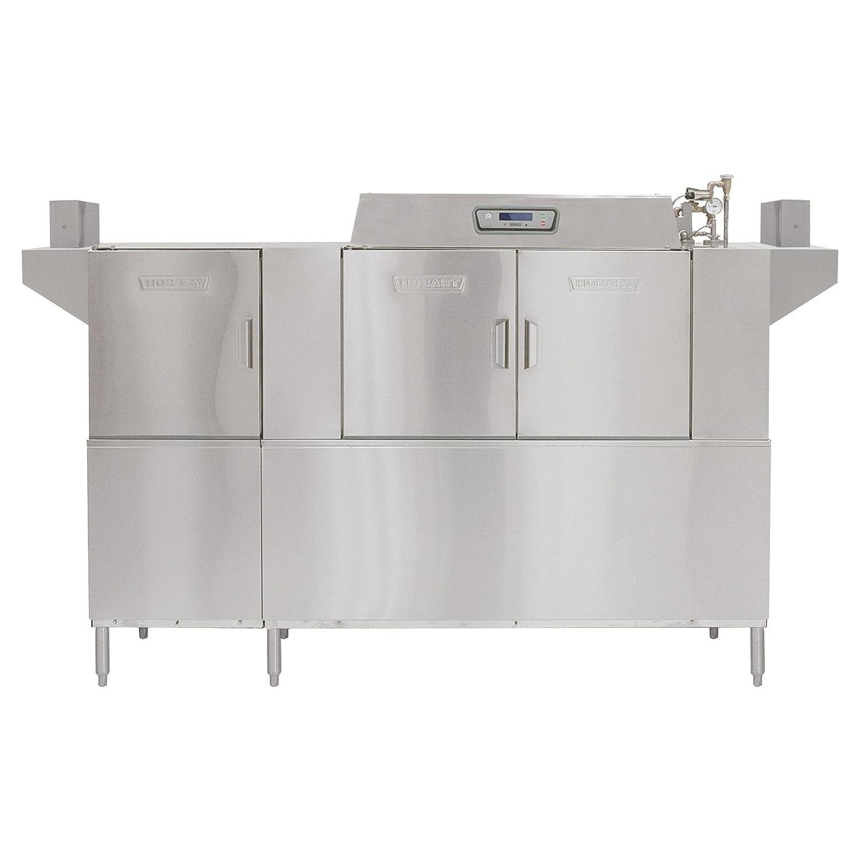 Hobart CLPS86E+BUILDUP Conveyor Dishwasher
