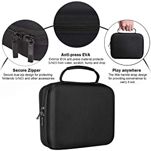 Customized Hard Carrying Case Waterproof Storage Bag Compatible with