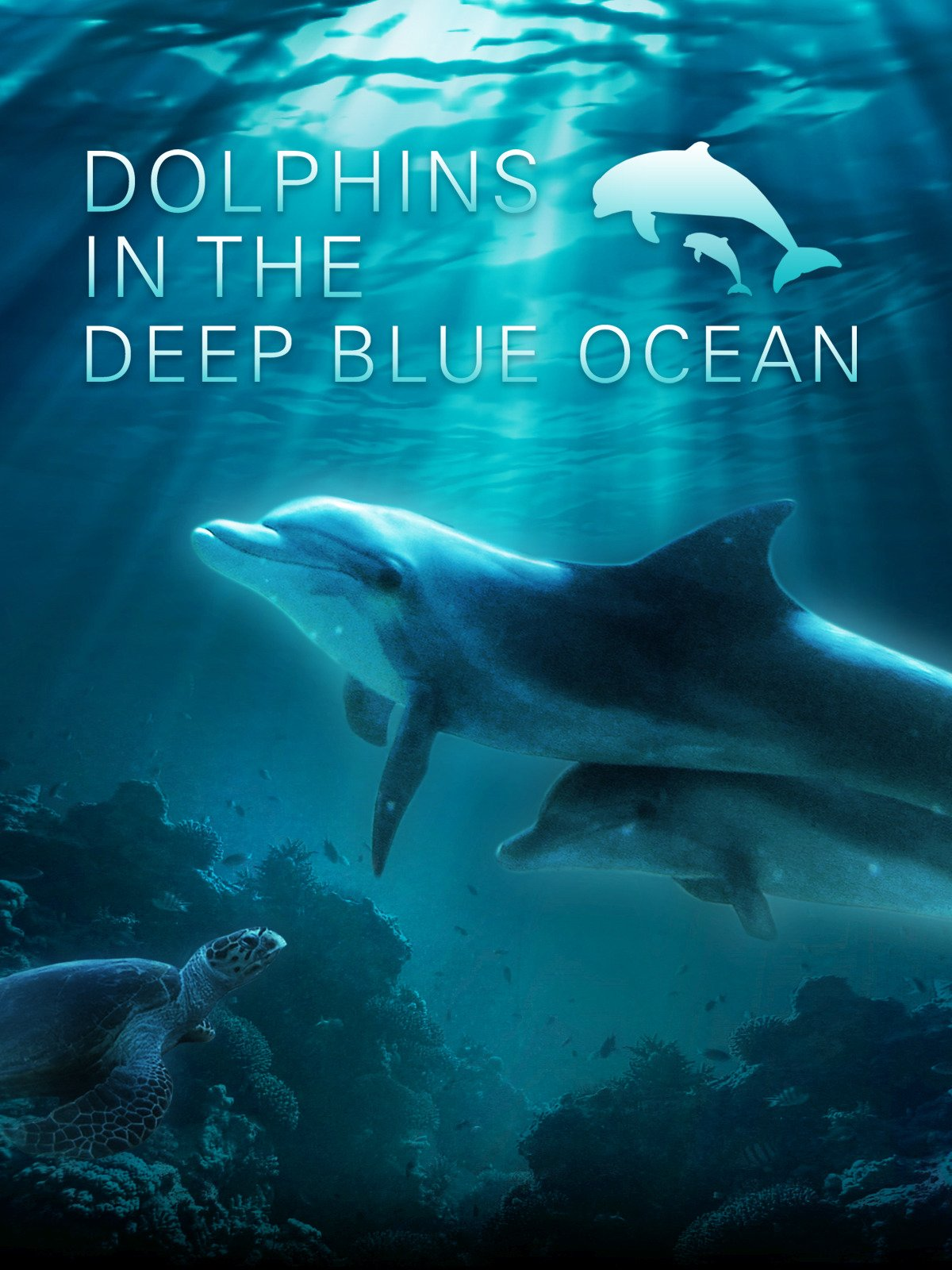 Dolphins in The Deep Blue Ocean on Amazon Prime Instant Video UK