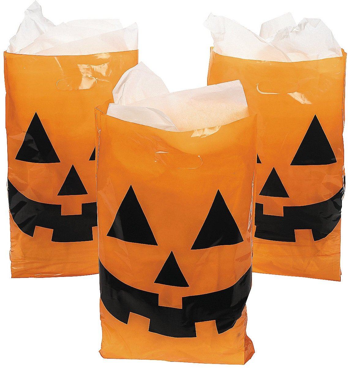 Halloween Party Favor Bags Page Two | Halloween Wikii