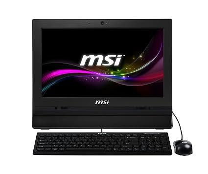 """MSI AP1622-B10372G32X7VASX Ordinateur de bureau 15.6 """" 4 Go Windows 7 Professional (Import - clavier non AZERTY)"""