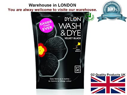 Dylon Fabric Dye Black Dylon Wash Dye Black Machine