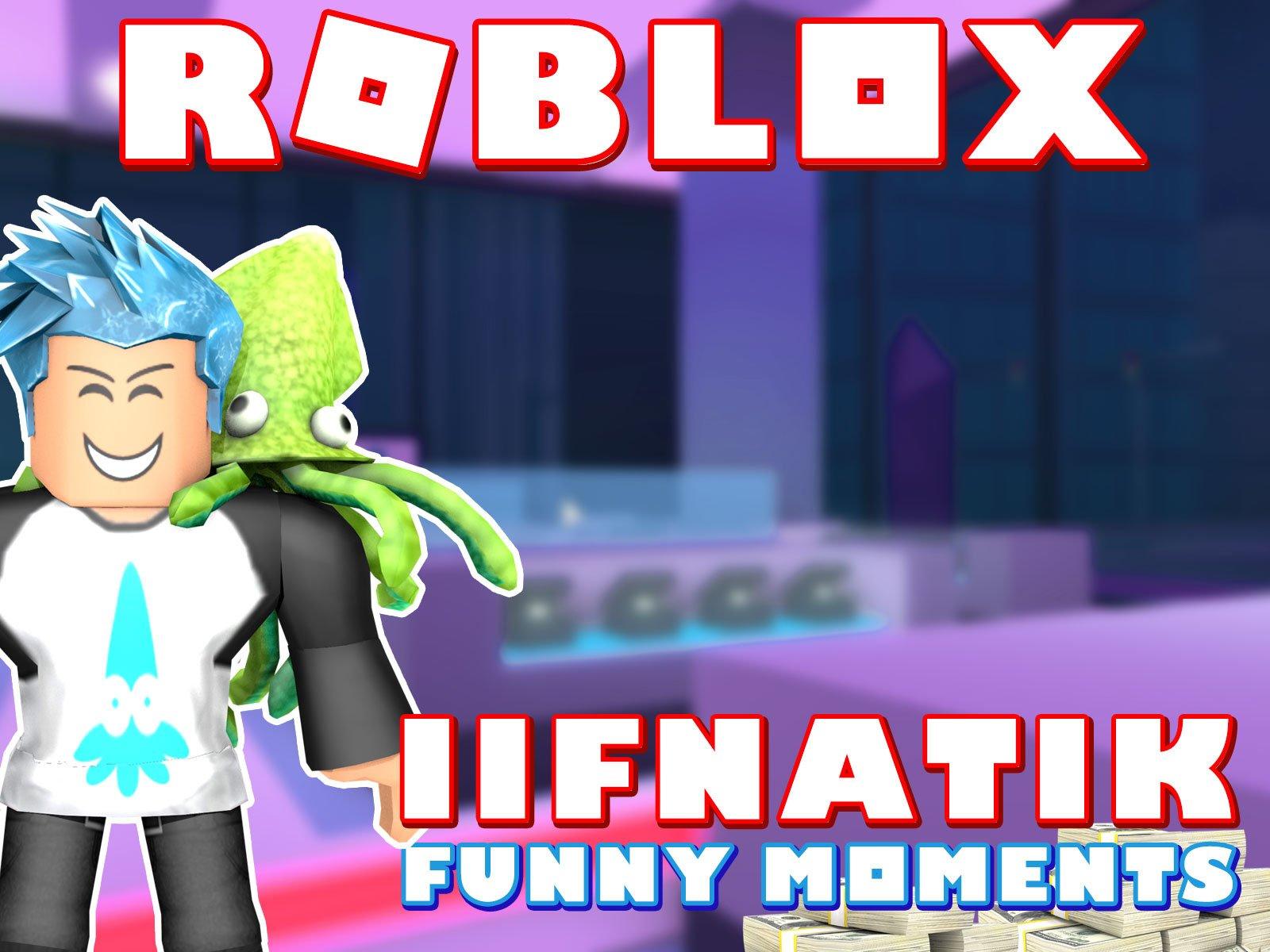 Clip: Roblox Funny Moments (iiFNaTik) - Season 1