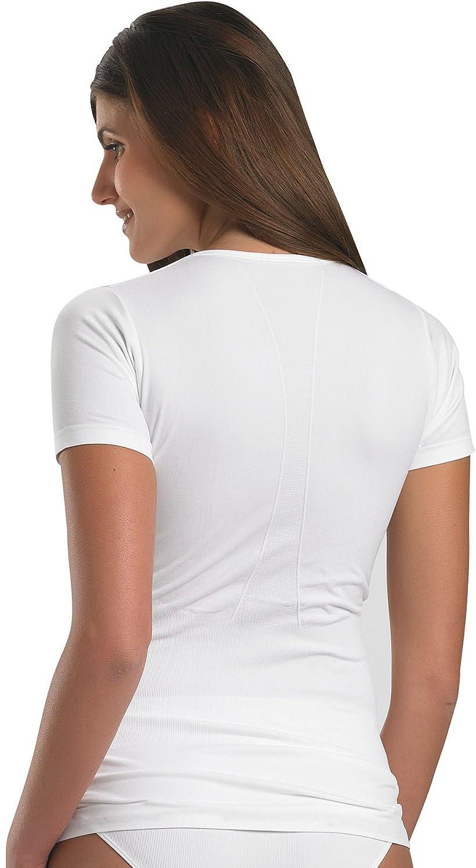 Belmina Damen Funktionsshirt weiß, 2er Pack online kaufen