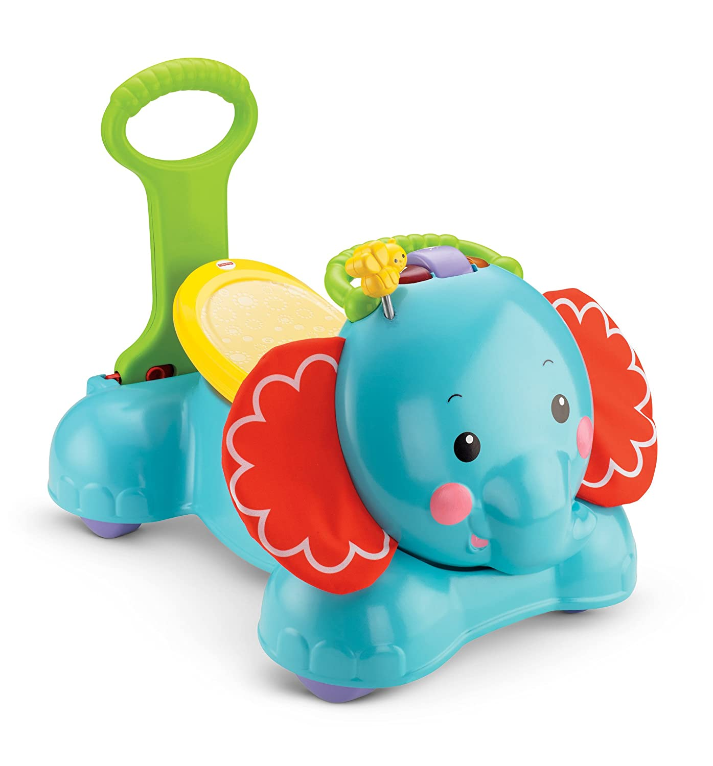 Fisher Price 3 in 1 Bounce Stride and Ride Elephant