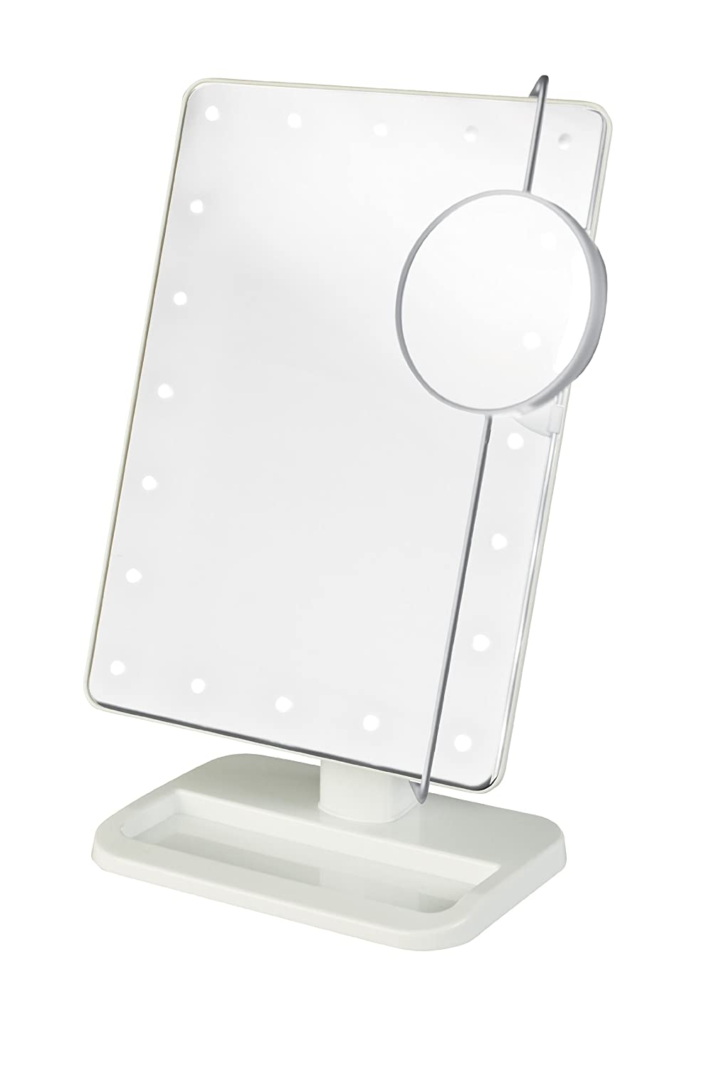 Vanity Mirror With Lights Portable : LED Lighted Makeup Vanity Mirrors Table Decorative Portable Bathroom Accessories eBay