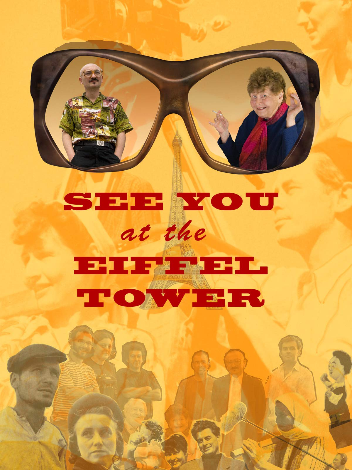 See You at the Eiffel Tower on Amazon Prime Instant Video UK