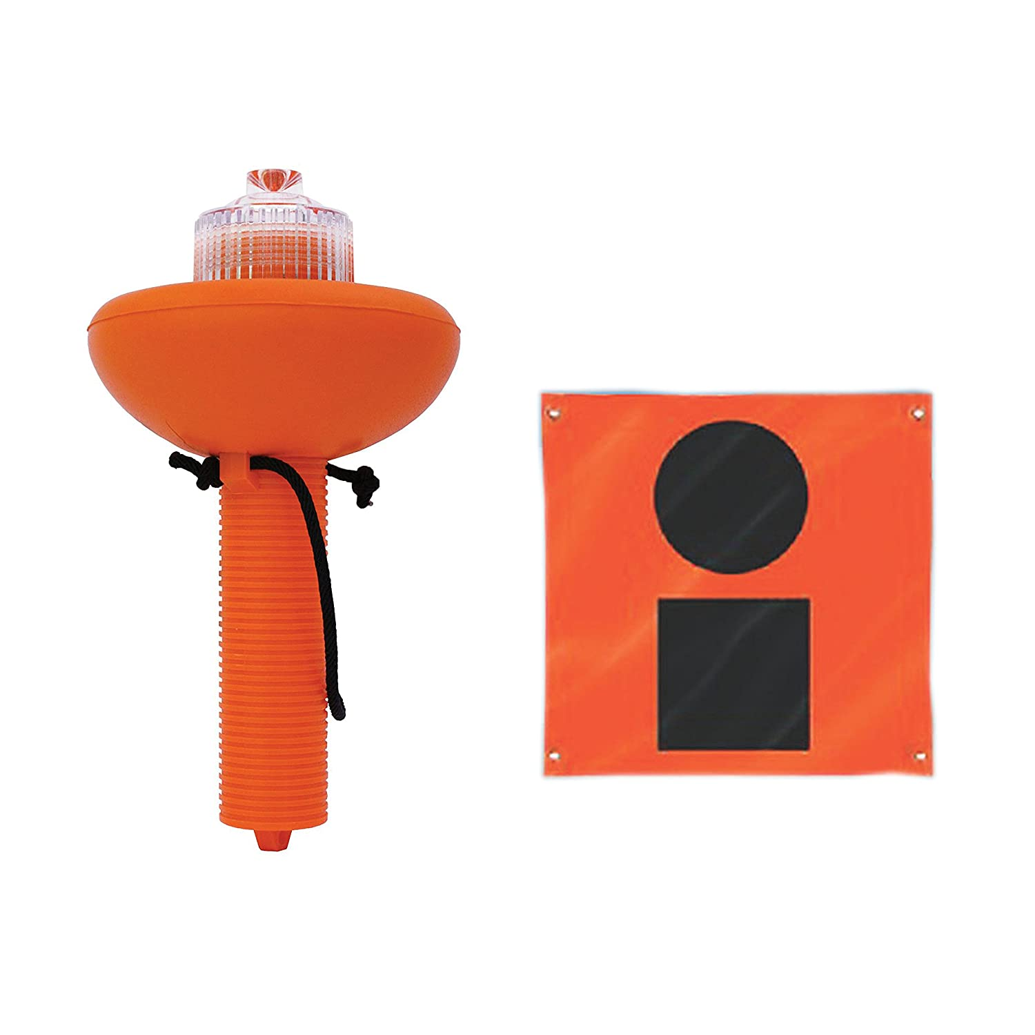 SOS DISTRESS LIGHT, THE ONLY ALTERNATIVE TO TRADITIONAL FLARES