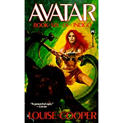 Avatar (Indigo, Book 6) by Louise Cooper