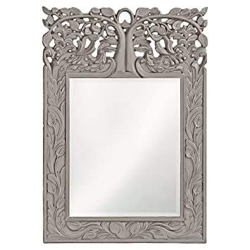 Howard Elliott 4084N Oakvale Mirror, Nickel