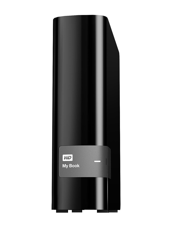 Western Digital 4TB 6.7-Inch USB 3.0 Desktop External Hard Drive (WDBFJK0040HBK-NESN)