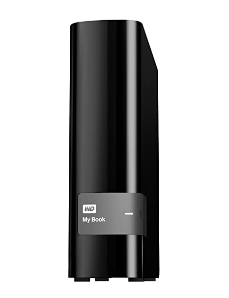 WD My Book 4TB USB 3.0 Hard Drive with Security, Local and Cloud Backup (WDBFJK0040HBK-NESN): Amazon.ca: Computers & Tablets