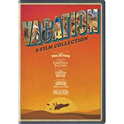 Vacation 5-Film Collection (Franchise Art) (DVD)