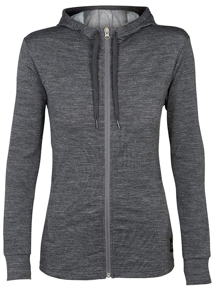 super.natural Damen Merino Funktionsjacke Track Zip Hoodie 220 günstig online kaufen