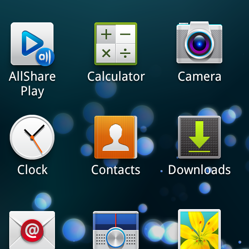 Samsung Galaxy Apps image