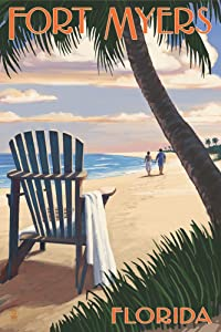Fort Myers Florida poster