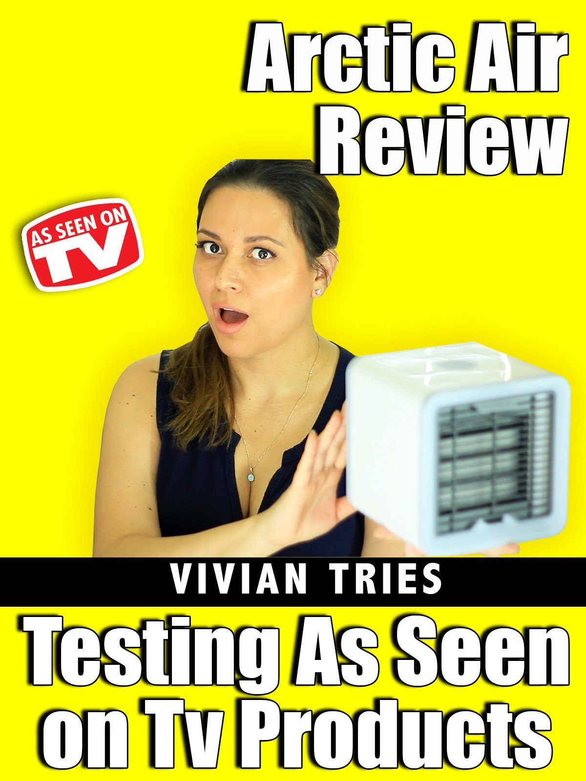 Review: Arctic Air Review: Testing As Seen on TV Products on Amazon Prime Video UK